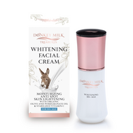 Donkey Milk Treasures - Whitening and Anti Spot Face Cream (40ml)