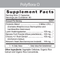 Polyflora O - Pre/Probiotic for Blood Type O (120 Vegetarian Capsules) - Label