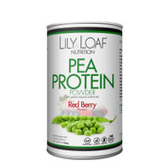 Lily & Loaf - Vegan Pea Protein - Red Berry (540g)