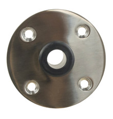 "Kingpin 4"" Stainless Steel Floor Base"