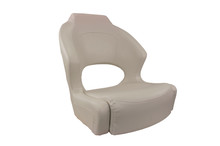 Deluxe Sport Bucket Seat Off White