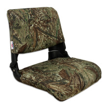 Skipper Fold Down Chair with Cushions Mossy Oak Duck Blind