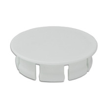 Plastic Cap For Umbrella Table off White