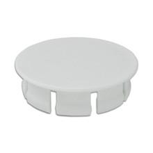 Plastic Cap For Umbrella Table off White