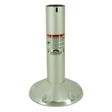 "Second Generation 15"" Locking Pedestal 2-7/8"""