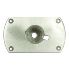"Taper-Lock 9"" X 5-1/8"" Floor Base"