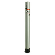 "Thread-Lock 27"" Table Post Anodized 2-3/8"""