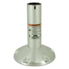 "Second Generation 11"" Locking Pedestal 2-7/8"""