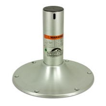 "Clipper 9"" Locking Pedestal 2-3/8"""