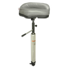 "Taper-Lock Stand-Up Removable Pedestal w/Seat 33"" to 40"""