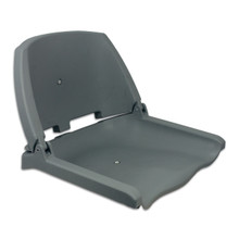Traveler Fold Down Seat Gray