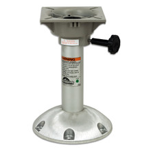 "Explorer 12"" Non-Locking Pedestal with Seat Mount  2-3/8"""