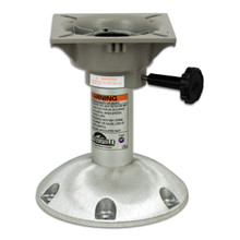 "Explorer 9"" Non-Locking Pedestal with Seat Mount  2-3/8"""