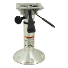 "Mainstay 09 Power Rise Pedestal with Locking Swivel 14.5""-19.5"""
