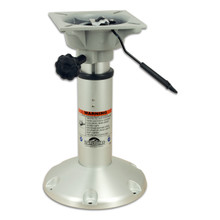 "Mainstay 09 Power Rise Pedestal with Swivel 14.25"" to 20"""