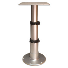 Three Stage Table Pedestal (Silver)