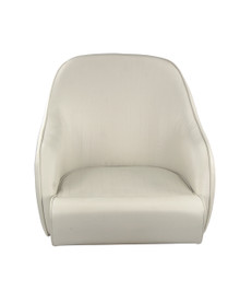 Deluxe Bucket Seat Off White