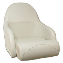 Ocean Flip Up Seat Off White