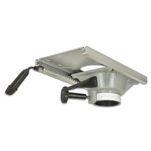 "Trac-Lock III 2-3/8"" Swivel & Slide Locking Seat Mount"