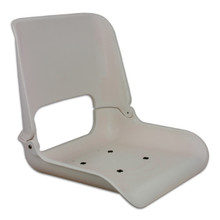Skipper Fold Down Seat Off White