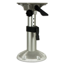 "Explorer Manual Adjustable Pedestal 13-5/8""-16-5/8"" w/Swivel"