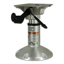 "Mainstay 09 Power Rise Pedestal with Locking Swivel 9.75"" - 11.5"""