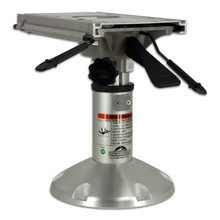 "Mainstay 09 Power Rise Pedestal with Locking Slide 10"" - 12"""