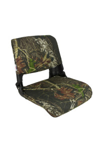 Skipper Fold Down Chair with Cushions Mossy Oak Break Up
