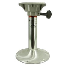 "Clipper 15"" Non-Locking Pedestal with Seat Mount  2-3/8"""