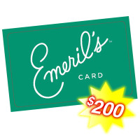 $200 Emeril's Gift Card