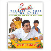 There's A Chef In My Soup Cookbook