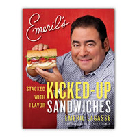Kicked up Sandwiches