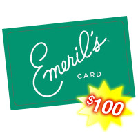 $100 Emeril's Gift Card
