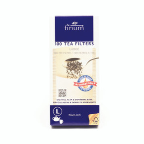 Finum Tea Filters Box 100
