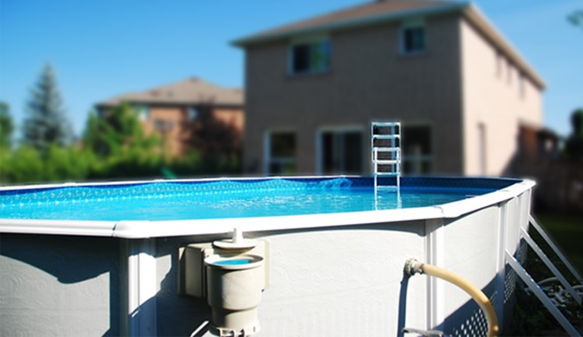 above ground pool care and maintenance for dummies pst pool supplies. Black Bedroom Furniture Sets. Home Design Ideas