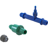 Mazzei Mix Package, Del Ozone, with Injector, Blue