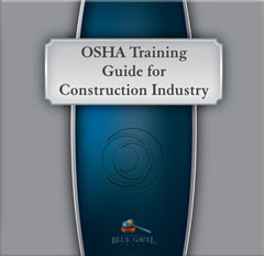 OSHA Training Guide - Construction - 11th Ed. - 31st Year