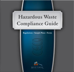 EPA/OSHA HazWaste Compliance Guide - 21st Ed. - 28th Year