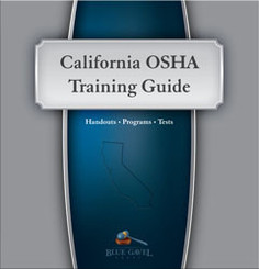 Cal/OSHA Training Guide - 17th Ed. - 31st Year