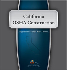 Cal/OSHA Guide for the Construction Industry - 17th Ed. - 31st Year