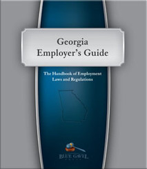 Georgia Employer`s Guide - 2 5th Ed. - 31st Year