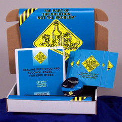Drug and Alcohol Abuse for Employees in Construction Environments Construction Safety Kit