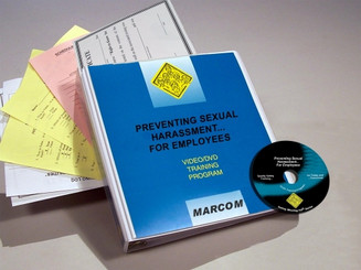 Preventing Sexual Harassment for Employees DVD Program