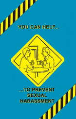 Preventing Sexual Harassment for Managers and Supervisors Poster