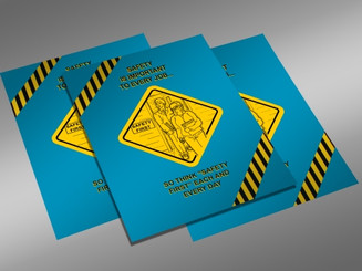 Safety Awareness for New Employees Poster