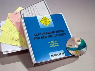 Safety Awareness for New Employees Safety Meeting Kit