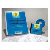 Safety Housekeeping & Accident Prevention CD-ROM Course