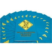 Safety Housekeeping & Accident Prevention Employee Booklet (Pack of 15)