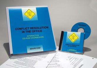 Conflict Resolution in the Office CD-ROM Course