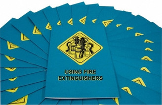 Using Fire Extinguishers Employee Booklet (Pack of 15)